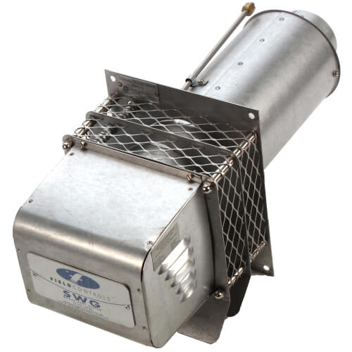 "3"" Power Venter (70,000 BTU) Product Image"