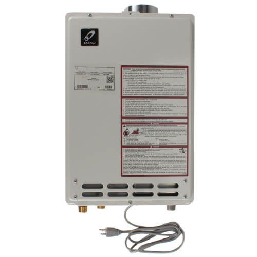 Takagi T-D2-OS-NG Outdoor Tankless Water Heater Natural Gas