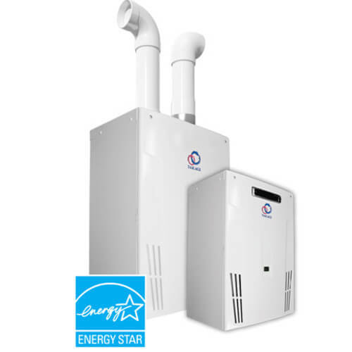 Vent System Of Natural Gas Tankless Water Heater