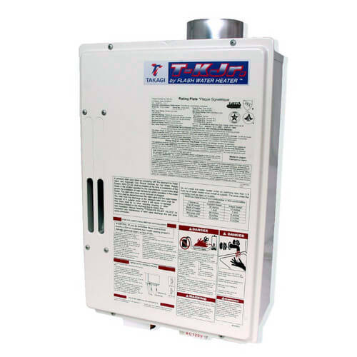 Water Heater Problems >> T-KJR-NG - Takagi T-KJR-NG - T-KJr Takagi Tankless Water Heater (Natural Gas)