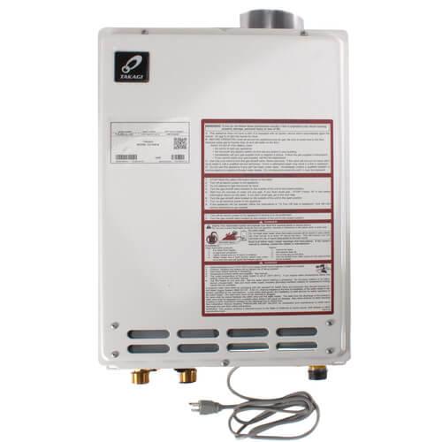 T-KJr2-IN Takagi Tankless Indoor Water Heater (Propane) Product Image