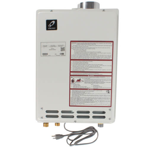 T-KJr2-IN Takagi Tankless Indoor Water Heater (Natural Gas) Product Image