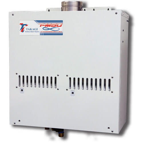 T-M50 Takagi ASME Tankless Water Heater (Natural Gas) Product Image
