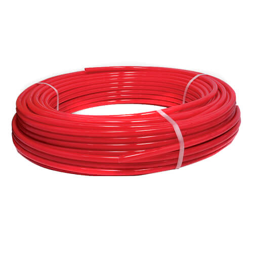 "1/2"" Red PEX Tubing (100 ft Coil) Product Image"