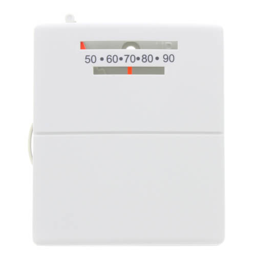 Non-Programmable Easy Temp Heat-Only Mechanical Thermostat Product Image