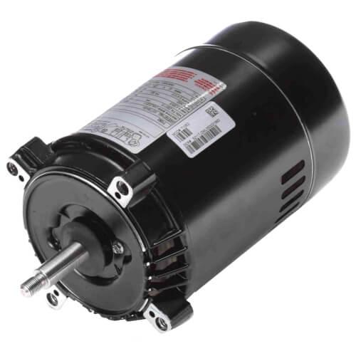 "6-1/2"" Capacitor Start Jet Pump Motor (115/230V, 3450 RPM, 1/2 HP) Product Image"