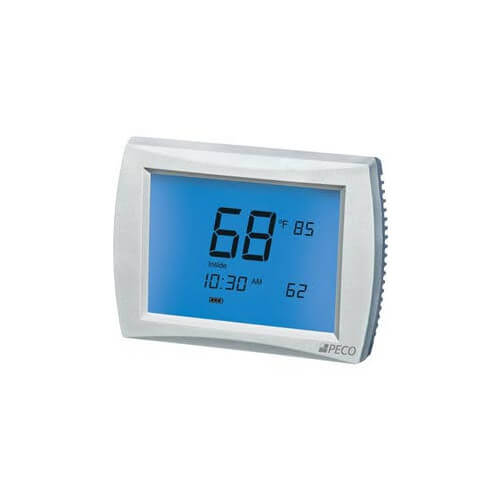 Performance PRO T12000 Programmable 3H/2C Staging Thermostat Product Image