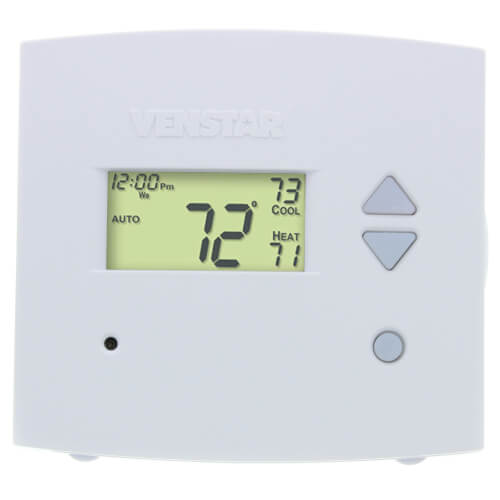 Slimline Residential T1700 1 Day Programmable Digital Thermostat Product Image