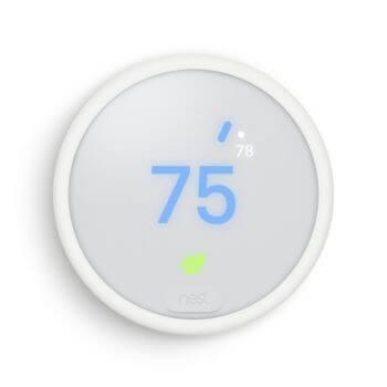 Nest Thermostat E Pro, 2H/1C or 2C/1H (White) Product Image
