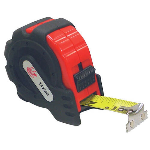 """1"""" x 25' Magnetic Tip Tape Measure Product Image"""