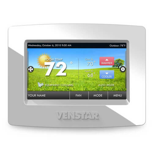 Venstar T5800 ColorTouch Thermostat Product Image