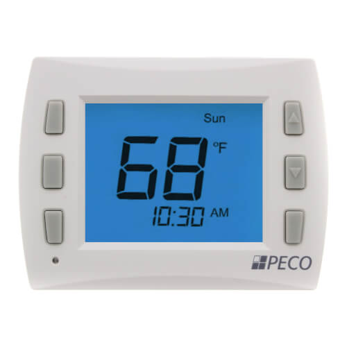 Performance PRO T8000 Programmable 2H/2C Thermostat Product Image