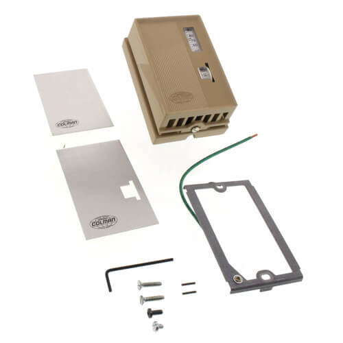 Heat Only Thermostat w/ 400 & 404 Plates (55-85F) Product Image