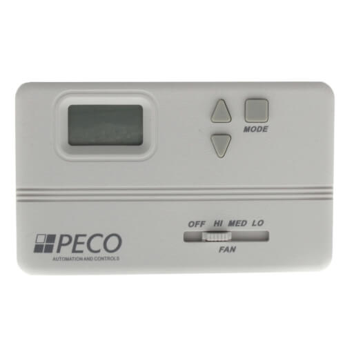 Proportional Auto-Heat-Cool-Off Thermostat w/ On/Off Valves Product Image