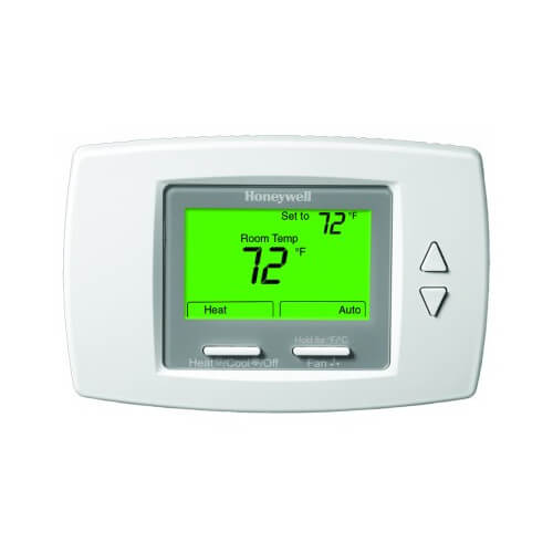 3-Speed Fan Coil Thermostat