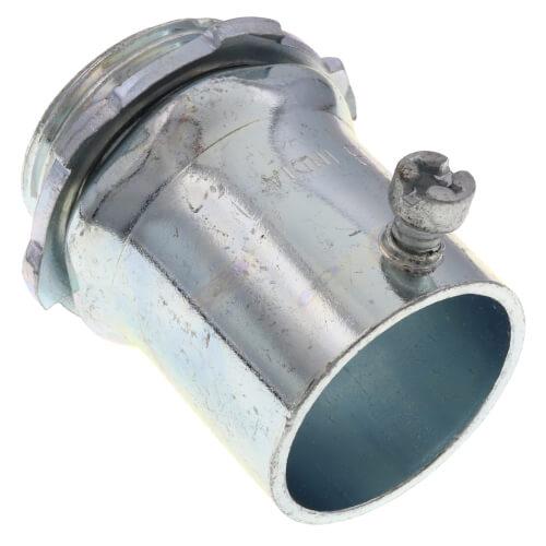 "1"" Steel EMT Set Screw Connector Product Image"