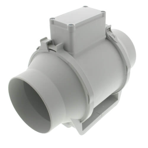 "TD-MIXVENT 4"" Mixed Flow Duct Fan (120V, 2516 RPM, 26W) Product Image"