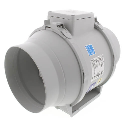 """TD-MIXVENT 6"""" Mixed Flow Duct Fan (120V, 2289 RPM, 65W) Product Image"""