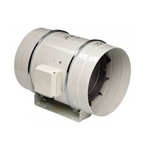 "TD-MIXVENT 14"" Mixed Flow Duct Fan (115V, 1536 RPM, 522W) Product Image"