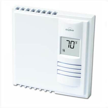Non-Programmable Line Volt Thermostat w/ TRIAC for Electric Heating (277V) Product Image