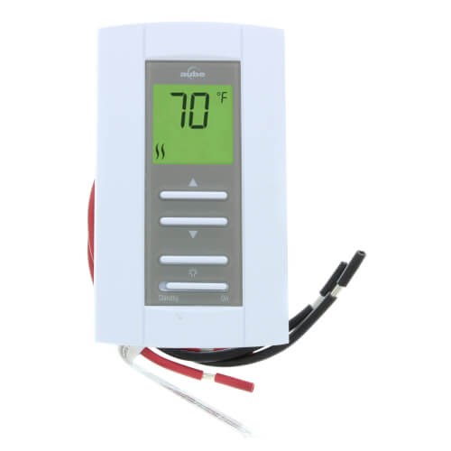 Non-Programmable Line Volt Thermostat for Electric Heating (SPST) Product Image