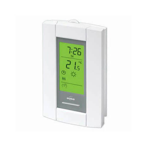 th115 a 120s honeywell aube th115 a 120s 7 day programmable line rh supplyhouse com Line Voltage Thermostat Touch Screen Thermostat