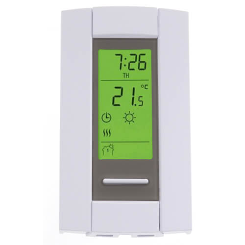 7-Day Programmable Low Voltage Electric & Floor Heating Thermostat Product Image