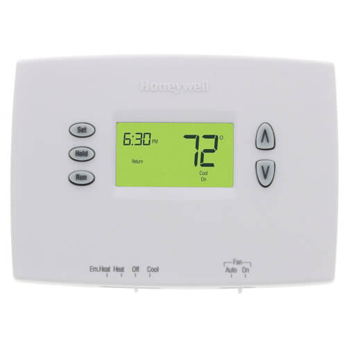 PRO 2000 Horizontal Programmable Thermostats (2 Heat/1 Cool) Product Image