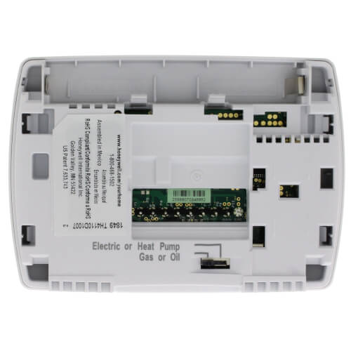 Pro Programmable, 1H/1C, Standard Display Thermostat Product Image