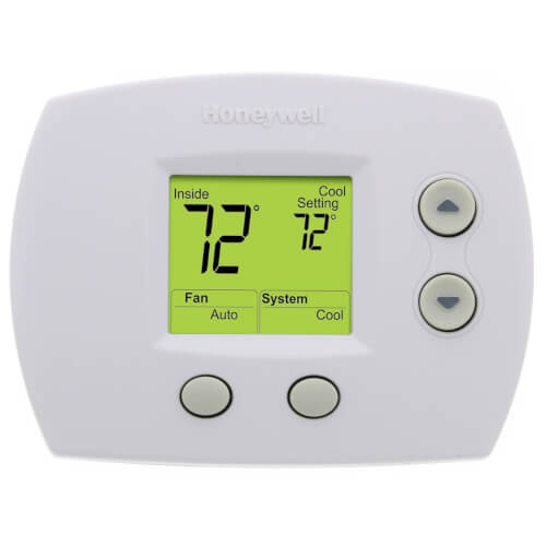 FocusPro Non-Programmable, 1H/1C Thermostat Product Image
