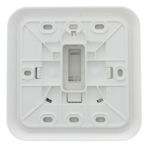 T6 Pro Programmable Thermostat, 2H/1C Heat Pump, 1H/1C Conventional Product Image