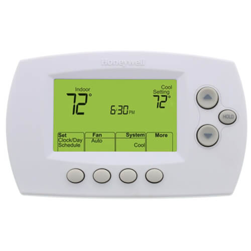 Programmable RedLINK Wireless FocusPro Thermostat Product Image