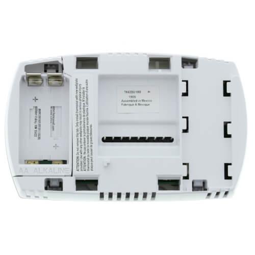 th6320u1000 honeywell th6320u1000 focuspro programmable rh supplyhouse com Honeywell 3000 Controller Honeywell Touchscreen Thermostat Pro 3000