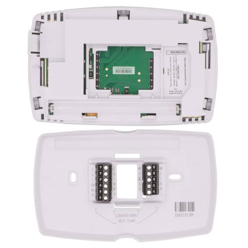 7-Day Touchscreen Programmable Thermostat w/ Auto/Manual Changeover Product Image