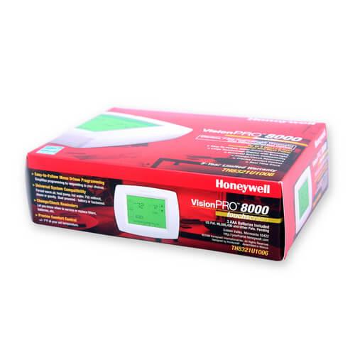 Honeywell Thermostat Th8321u1006 Wiring Diagram
