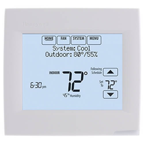 WI-FI VISION PRO THERMOSTAT 3H/2C HP, 2H/2C