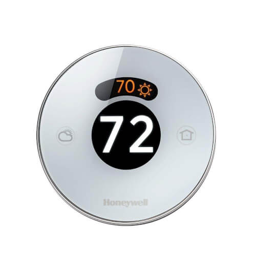 Lyric Round Smart Wi-Fi Thermostat - Second Generation Product Image