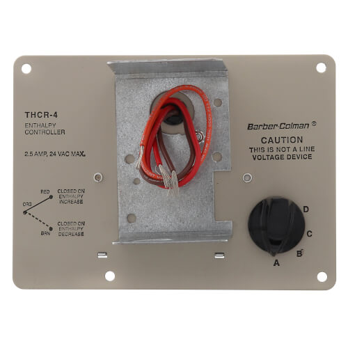 SPDT Enthalpy Control w/ Elect. Box (24V) Product Image