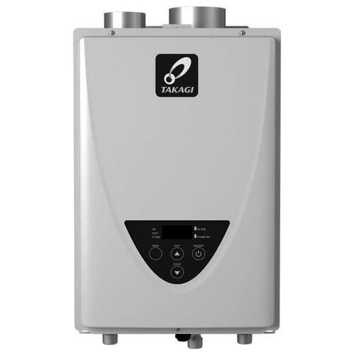 Series 200 Ultra Low-NOx Non-Condensing Indoor Tankless Water Heater (10 GPM, NG/LP) Product Image