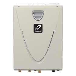 199,000 BTU Ultra Low-NOx Liquid Propane Outdoor Condensing Tankless Water Heater (10 GPM) Product Image