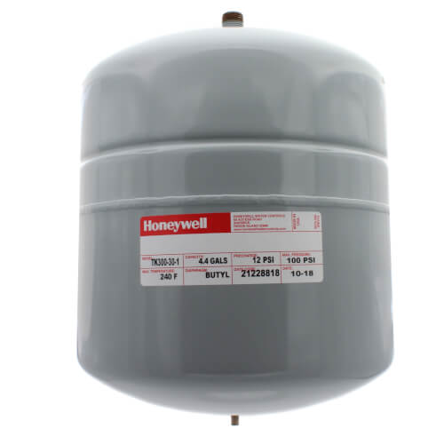 """1/2"""" External NPT Heating Expansion Tank (4.4 Gallon) Product Image"""