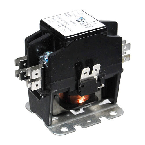 Titan Max Definite Purpose Contactor - 25 Amp, 2 Pole, 24V  Product Image