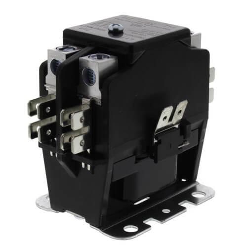 Titan Max Definite Purpose Contactor - 40 Amp, 2 Pole, 24V  Product Image