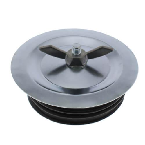 "6"" Wing Nut Test Plug Product Image"