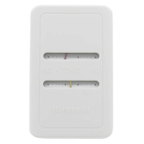 Pneumatic Thermostat Reverse Acting, Wall Thermostat Product Image