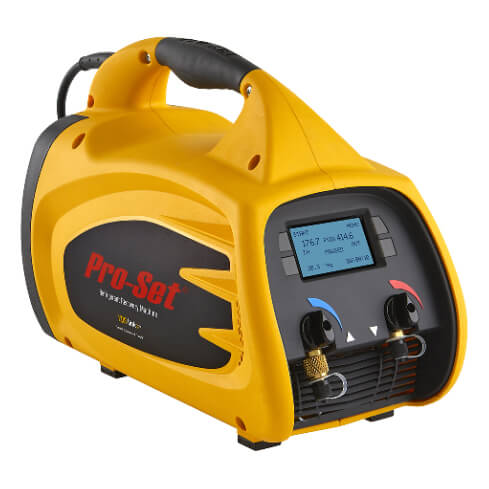 PRO-SET Wireless Refrigerant Recovery Machine (115V/60Hz) Product Image