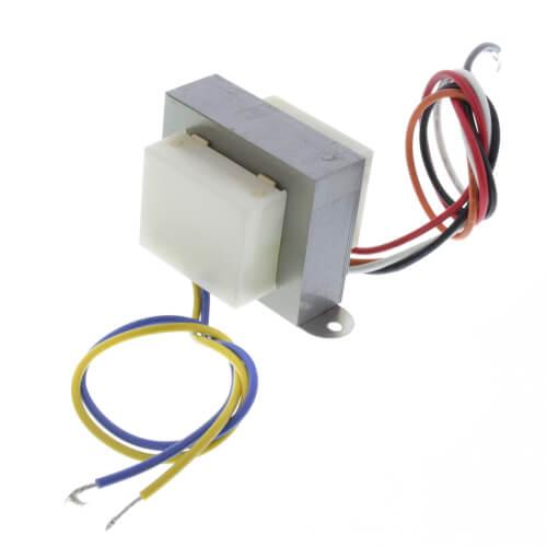 120V/208V/240V (Primary) 24V (Secondary), 40VA Transformer, Foot Mount Product Image