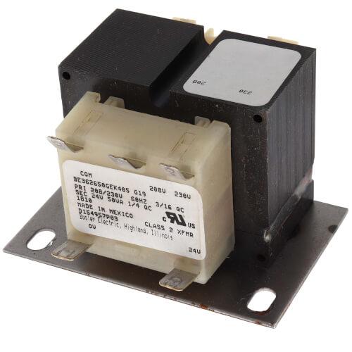 50 VA Transformer 208/240, 24V Product Image