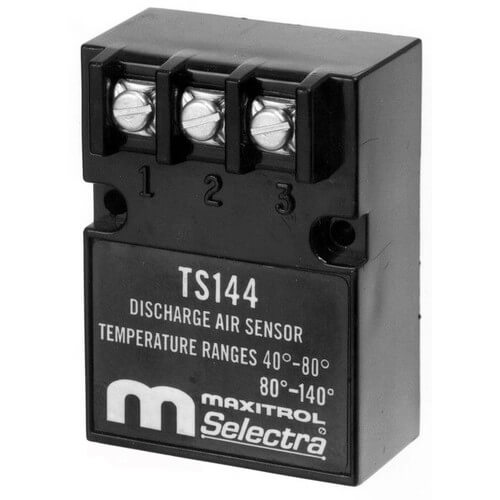 Discharge Air Temperature Sensor Min (20° to 60°F) & Max (35° to 75°F) Product Image