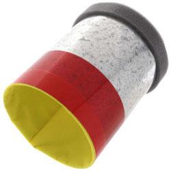 """6"""" Cape Backdraft Damper Product Image"""